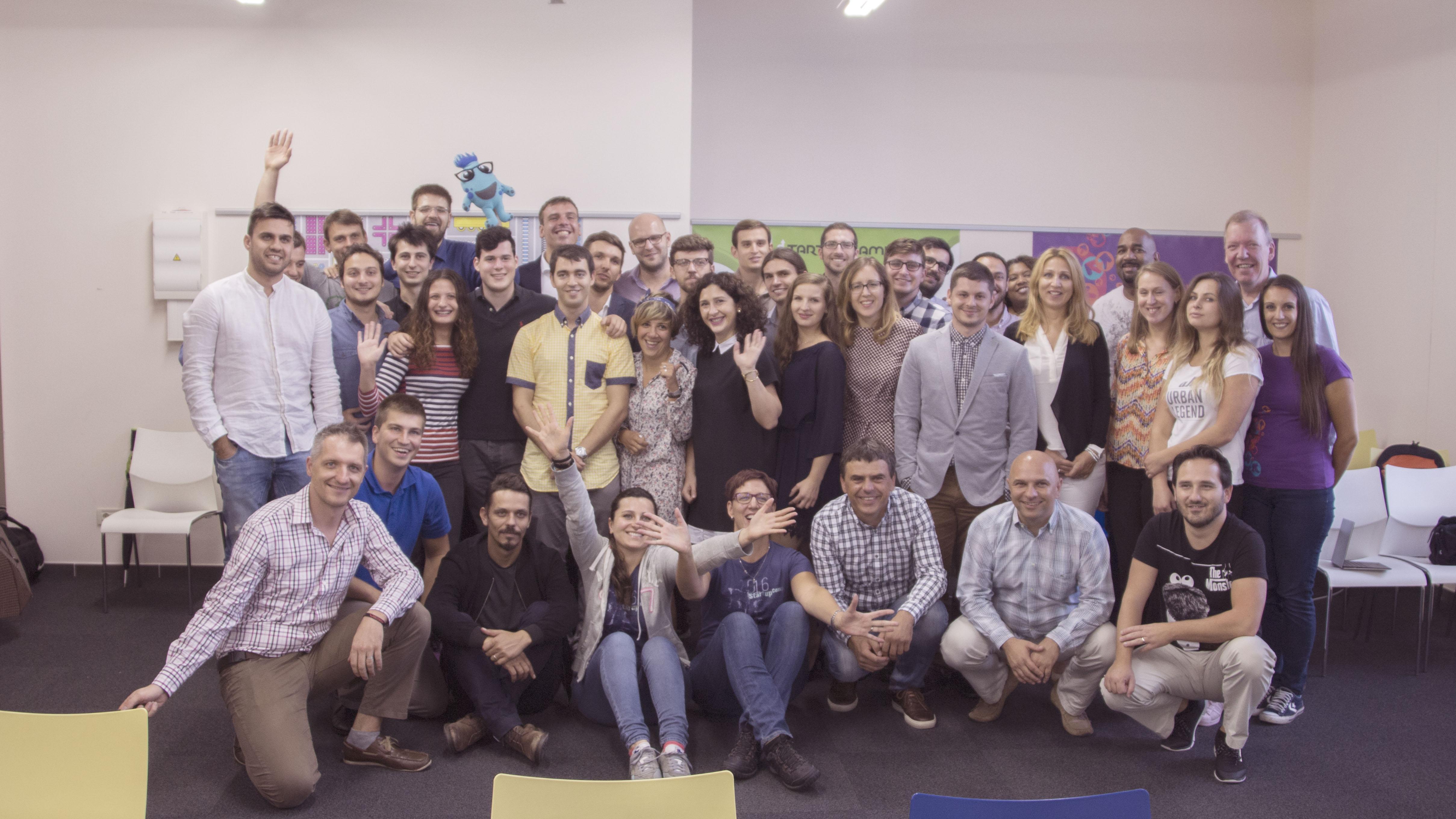 Startup Camp Rijeka 2016