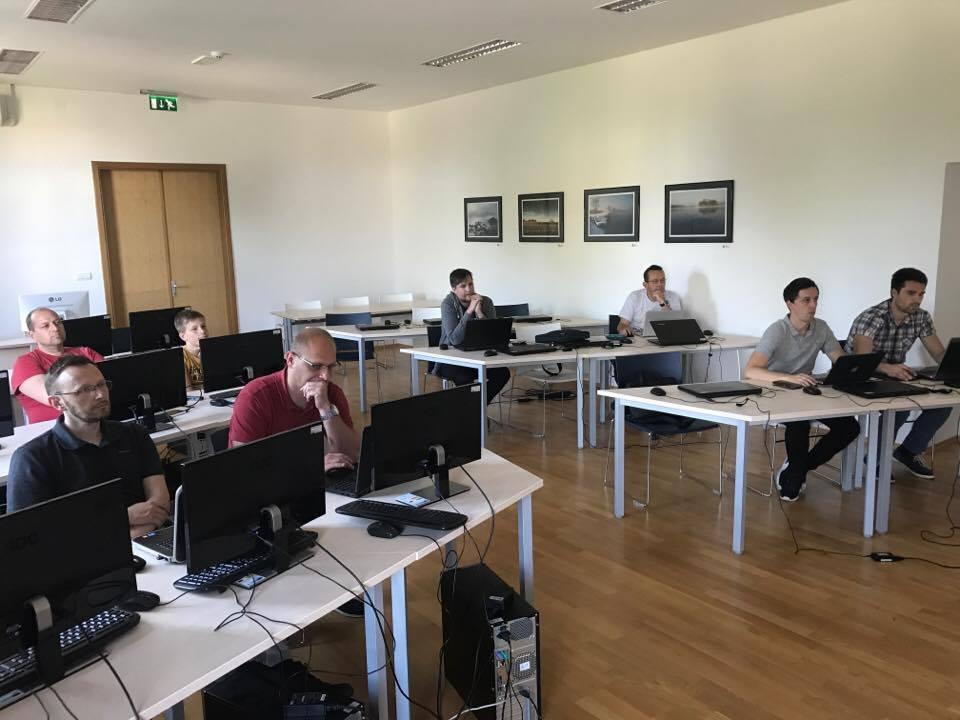 Sudionici 9. meetup-a WebApi servis